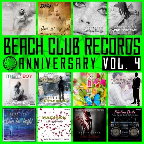 Beach Club Records Anniversary Vol 4 (2021)