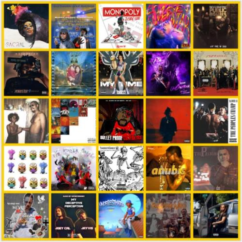 Rap Music Collection Pack 248 (2021)