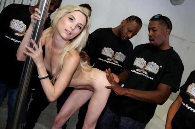 InterracialBlowbang.com, DogFartNetwork.com - Piper Perri