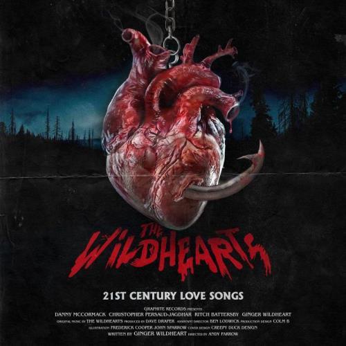 The Wildhearts — 21st Century Love Songs (2021)