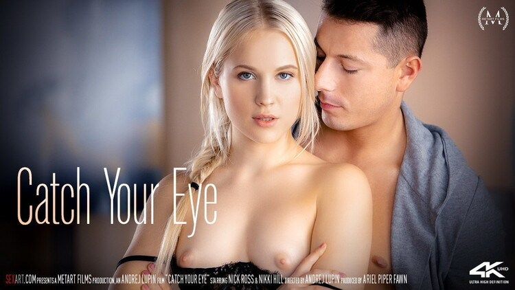 SexArt/MetArt - Nikki Hill - Catch Your Eye [FullHD 1080p]