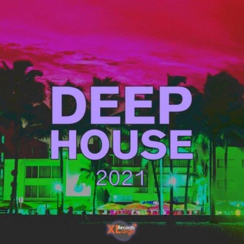 Xlarge - Deep House 2021 (2021)