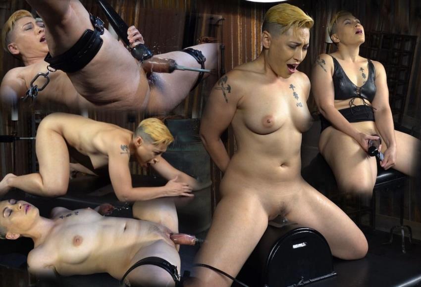 Kink.com - Fox Acecaria [Fox Acecaria: Bondage Slut Vs Fucking Machine] (SD 480p)