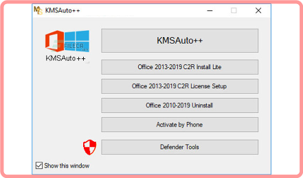 KMSAuto++ v1.6.0 (Activate Windows and MS Office)
