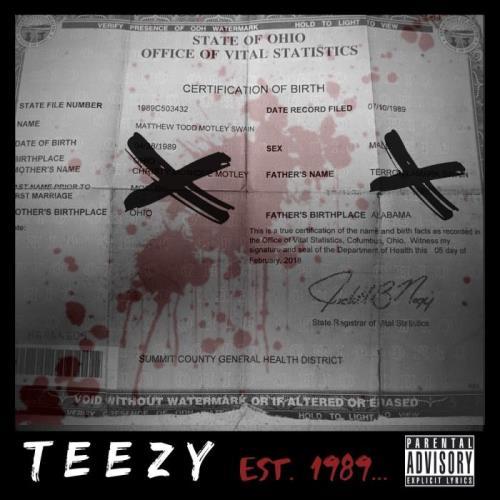 Teezy Tha Don — Est. 1989 (2021)