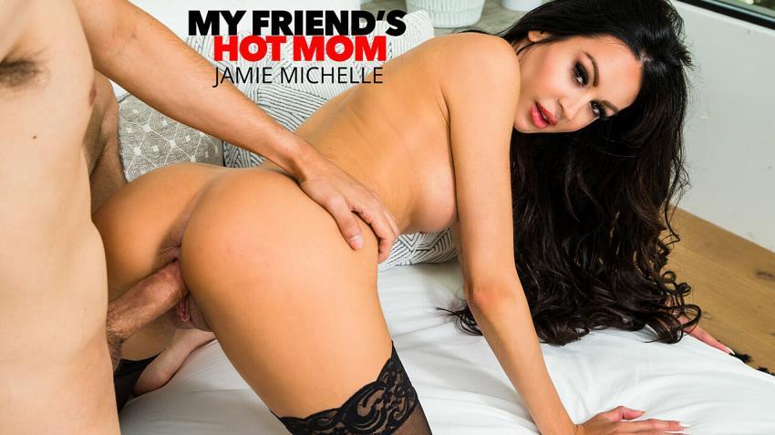MyFriendsHotMom.com, NaughtyAmerica.com - Jamie Michelle, Ricky Spanish