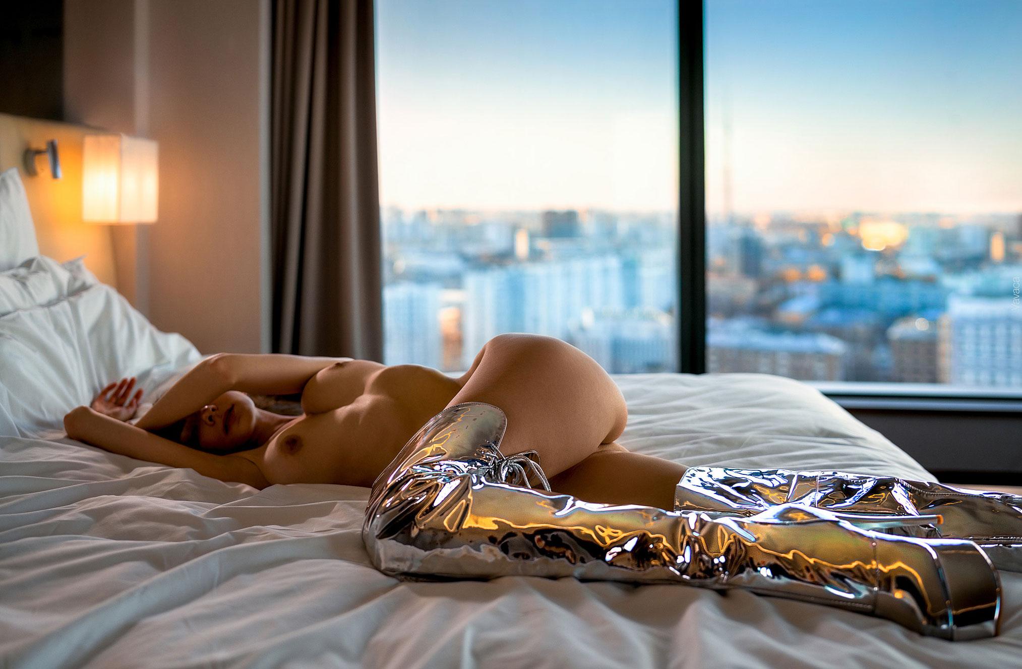 голая и сексуальная Марго Амп / фото 01