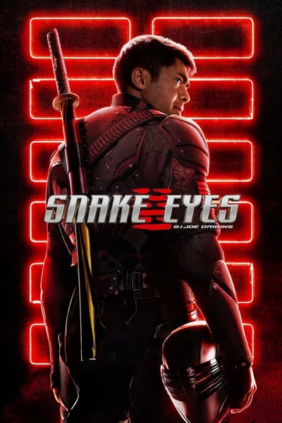 Snake Eyes G I Joe Origins 2021 1080p BluRay x265-RARBG