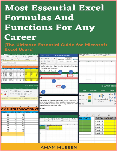 Most Essential Excel Formulas and Functions for Any Career - VLOOKUP, Excel Formulas and Functions