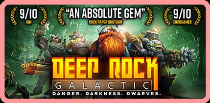 Deep Rock Galactic v1 34 61234