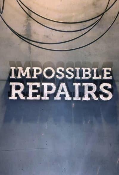 Impossible Repairs S01E03 Euro Train Heroes 1080p HEVC x265-MeGusta