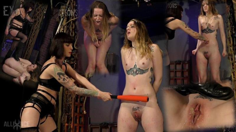 Abigail Dupree, Jessica Kay ~ Stomach Punching Until you Pee ~ SensualPain.com ~ FullHD 1080p