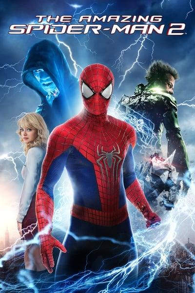 The Amazing Spider-Man 2 2014 1080p 3D BluRay HSBS x264-HDETG