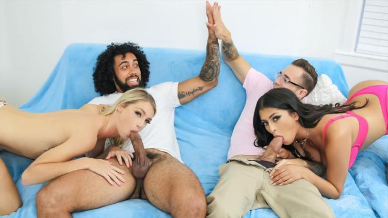 Payton Avery,, Sophia Leone ~ Pervy Guessing Games ~ SisSwap.com/TeamSkeet.com ~ FullHD 1080p