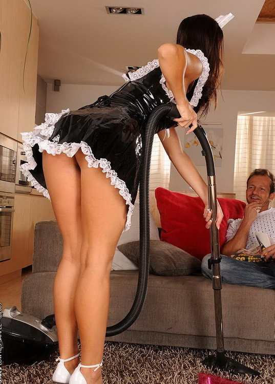 My maid - LUCKY [ClubSandy/21Sextury] (HD 720p)