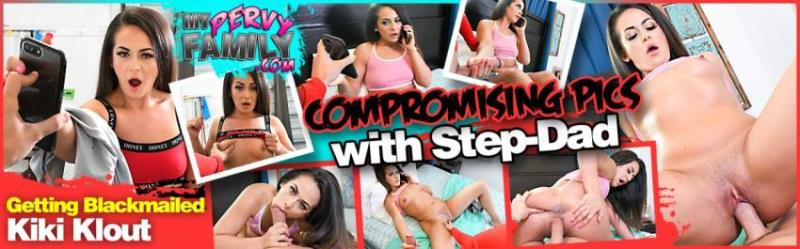 Kiki Klout ~ Compromising Pics with Step-Dad ~ MyPervyFamily.com/Family Manipulation/Clips4Sale.com ~ FullHD 1080p