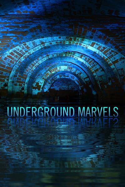Underground Marvels S02E10 Medieval Maze of Secrets 1080p HEVC x265-MeGusta