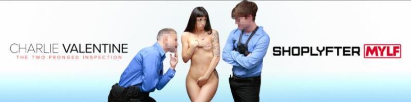 ShoplyfterMylf.com/MYLF.com: Charlie Valentine - Case No. 6615379 - A Lonely Burglar [FullHD 1080p] (877.09 Mb)