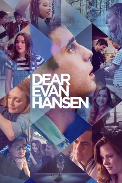 Dear Evan Hansen 2021 HDRip XviD AC3-EVO