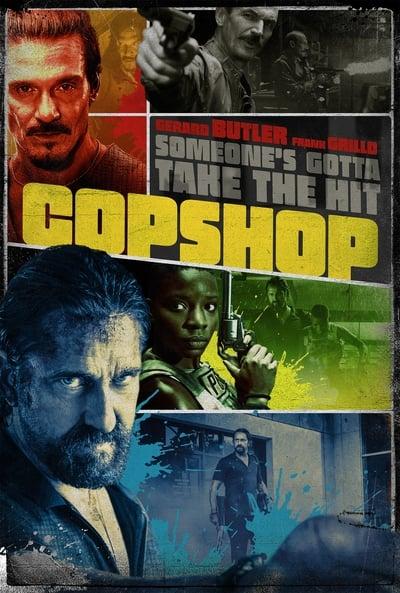 Copshop 2021 1080p AMZN WEBRip DDP5 1 x264-CM