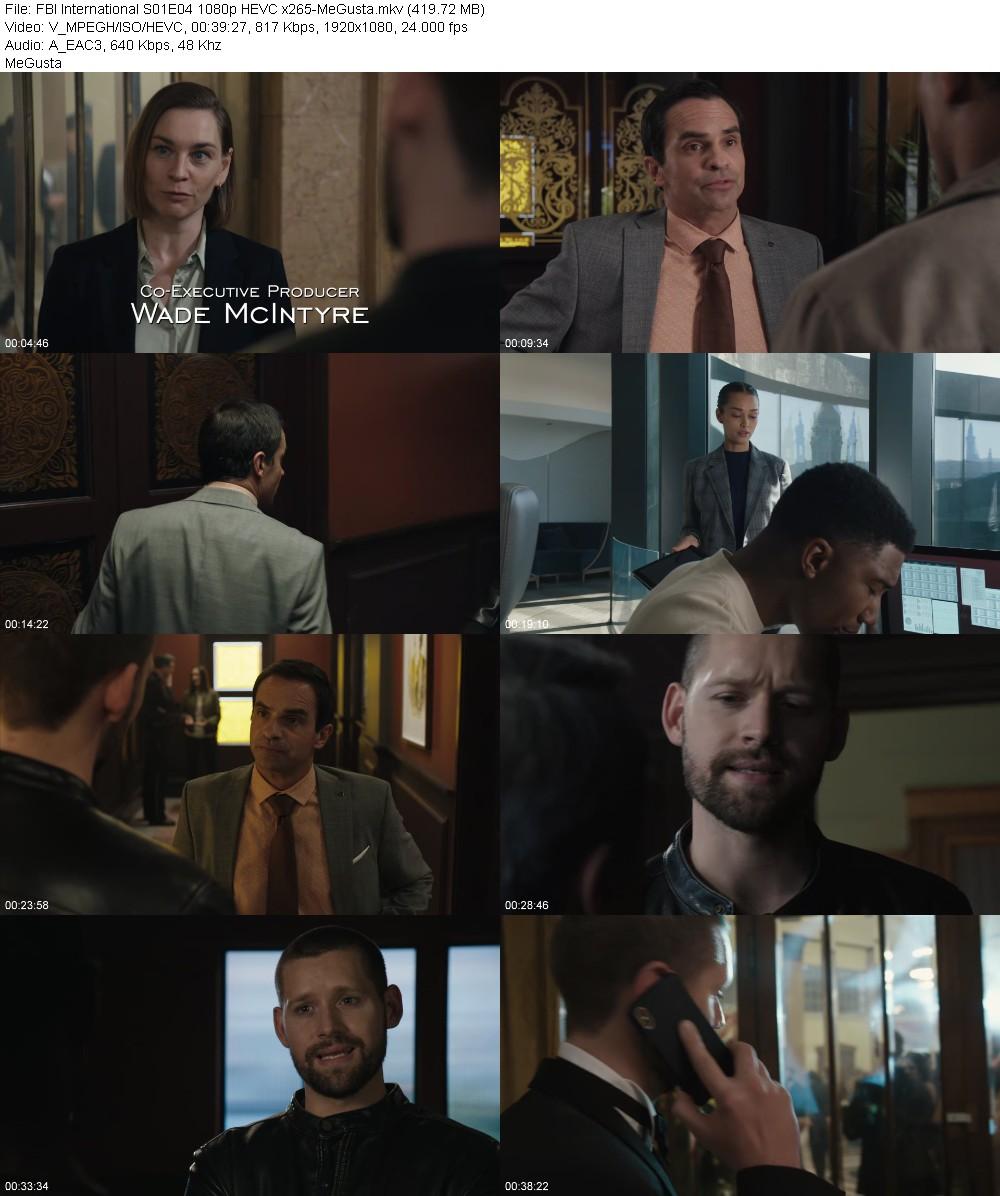 FBI International S01E04 1080p HEVC x265-MeGusta