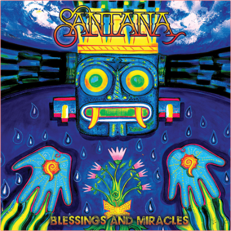 Santana - Blessings and Miracles (2021) [24 Bit Hi-Res] FLAC