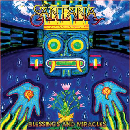 Santana - Blessings and Miracles (2021) Mp3 320kbps