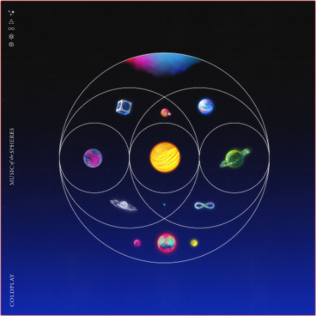 Coldplay - Music Of The Spheres (2021) Mp3 320kbps
