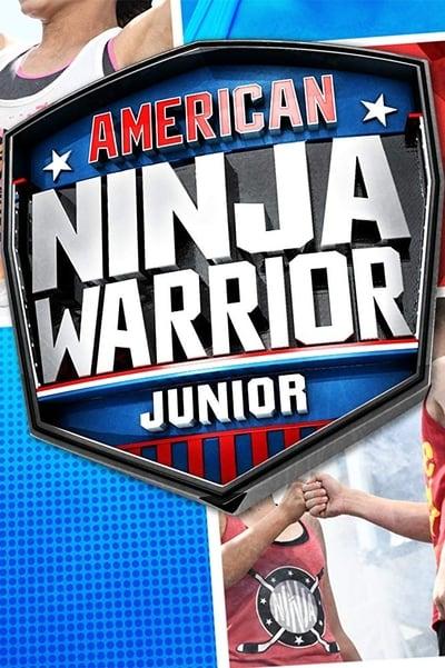 American Ninja Warrior Junior S03E07 720p HEVC x265-MeGusta