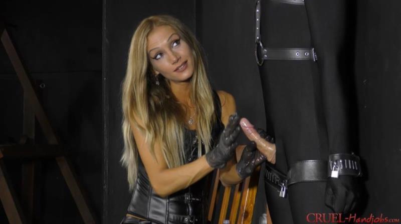 CruelAmazons.com/Cruel-Mistresses.com/Cruel-Handjobs.com: Mistress Tatjana - Femdom Handjobs X [FullHD 1080p] (BDSM)