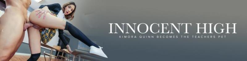 InnocentHigh.com/TeamSKeet.com: Kimora Quin - Risky Detention [SD 480p] (602.53 Mb)