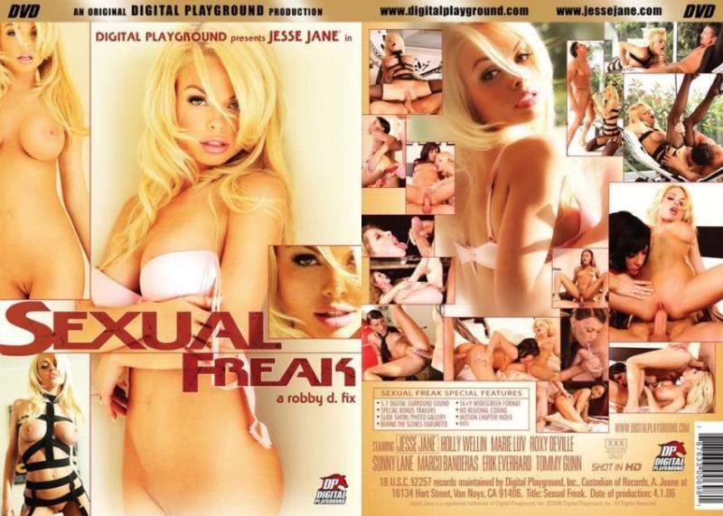 Sexual Freak 1: Jesse Jane [BDRip 540p 1.41 Gb]