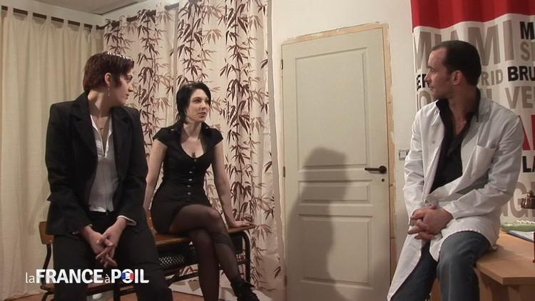 LaFRANCEaPoil: Darla, Gwenola - Trois prof pervers fetent le week-end en baisant comme des betes! [FullHD 1080p] (2.01 GB)