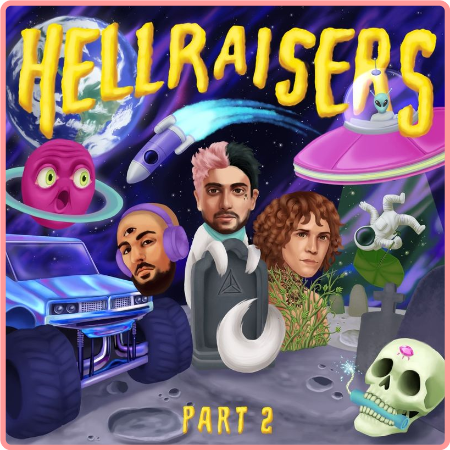 Cheat Codes - HELLRAISERS, Part 2 (2021) Mp3 320kbps