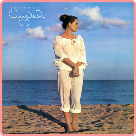 Crystal Gayle - These Days (2021) [24Bit-44 1kHz] FLAC