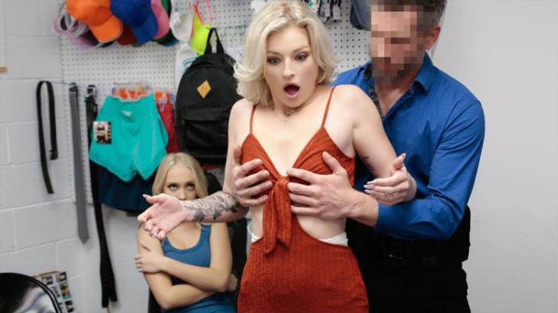 Shoplyfter.com/TeamSkeet.com: Hyley Winters,, Braylin Bailey - Case No. 7906164 - Blondes In Stolen Bikinis [FullHD 1080p] (1.32 Gb)