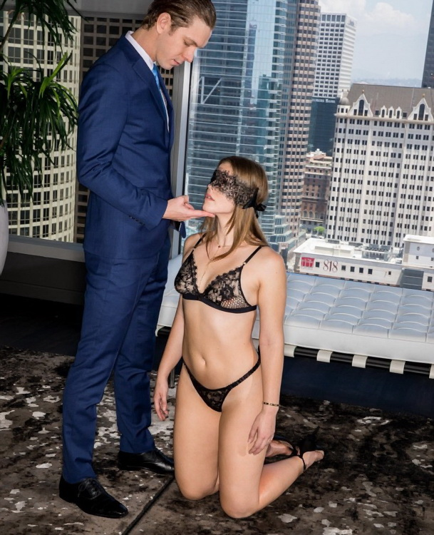 Ella Nova ~ His Sex Slave ~ Tushy ~ HD 720p