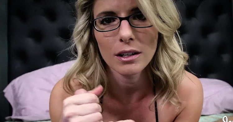 Jerky Wives/clips4sale: Cory Chase - Mother and Son Comforting Blowjob [HD 720p] (208 MB)