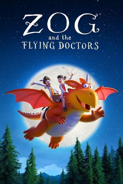 Zog and the Flying Doctors 2021 1080p WEBRip x264-RARBG