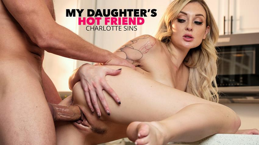 MyDaughtersHotFriend.com, NaughtyAmerica.com - Charlotte Sins, Brad Newman