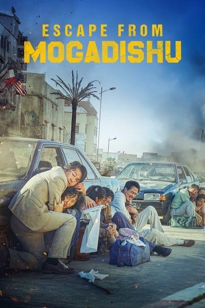 Escape From Mogadishu (2021) [1080p] [WEBRip] [5 1] [YIFY]