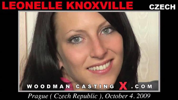 WoodmanCastingX/PierreWoodman: Leonelle Knoxville - Casting [HD 720p/480p] (Casting)