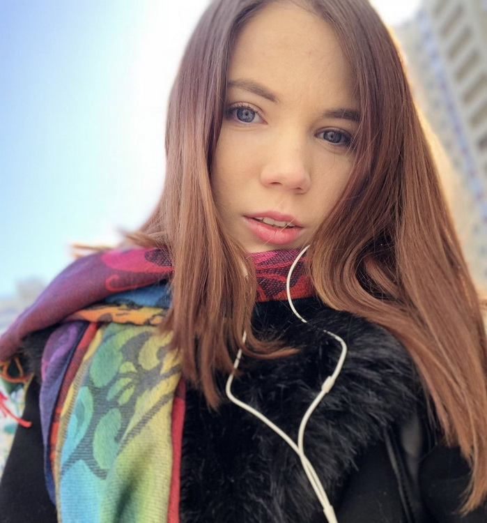 Lavana Lou aka Lovenia Lux ~ Lady in Black ~ TheArtPorn/WTFPass ~ HD 720p