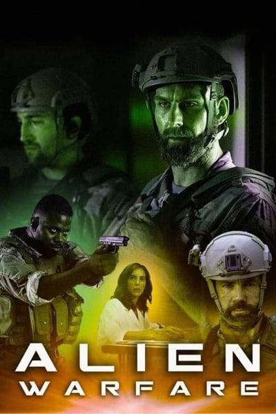 Alien Warfare 2019 1080p WEBRip x265-RARBG