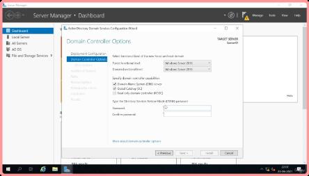 Microsoft Windows Server 2019 Administration