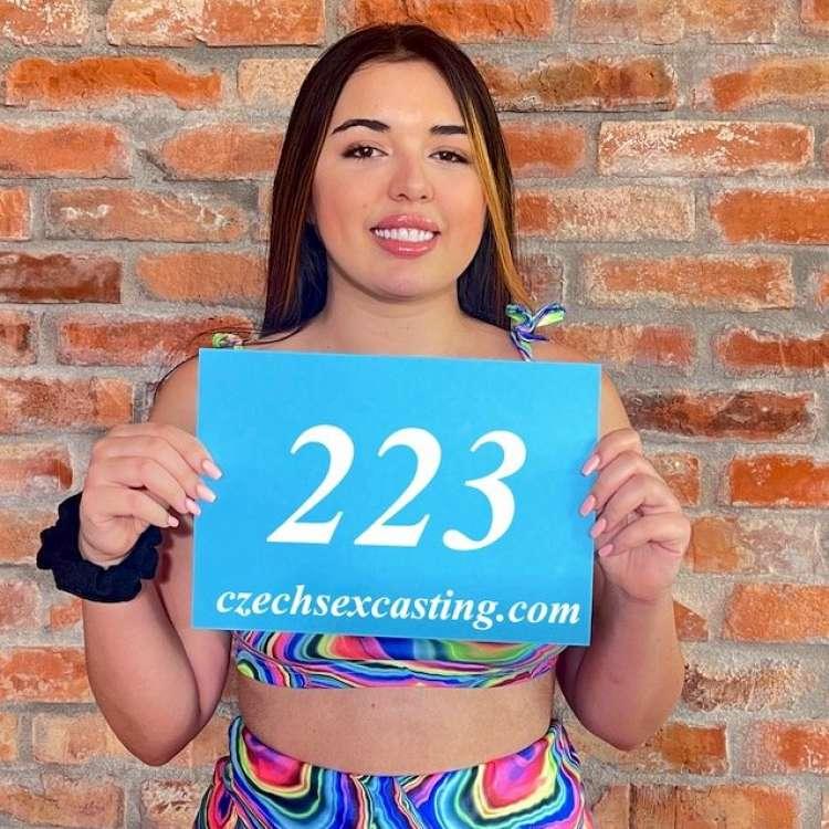 CzechSexCasting.com/PornCZ.com: Diana Rius, Thomas - She wants to do a porn [2K UHD 1920p] (Casting)