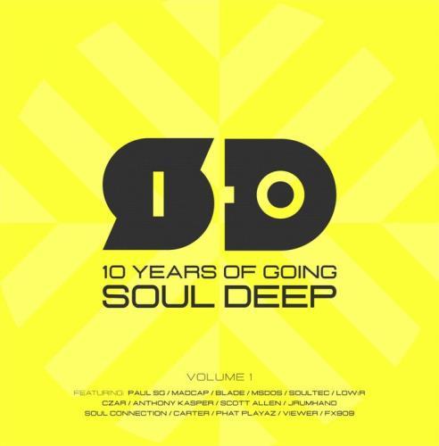 Soul Deep 10 Year Anniversary, Vol. 1 (2021)