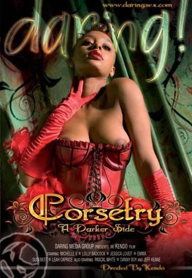 Corsetry - A Darker Side [DVDRip 320p 697.38 Mb]