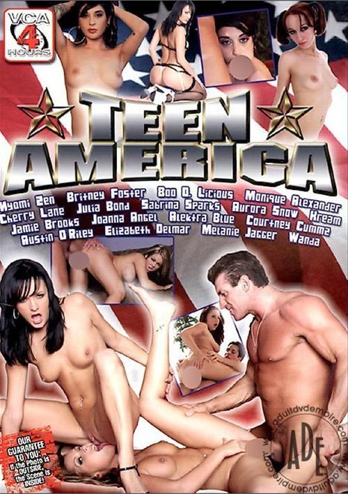 Teen America [VOD 480p 2.12 Gb]