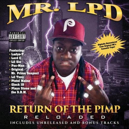 Mr. LPD - Return Of The Pimp Reloaded (2021)